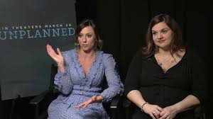 "Abby Johnson and Ashley Bratcher on Film ""Unplanned"" 