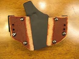 homemade holster madness