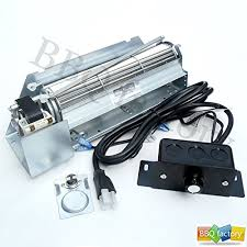 gas fireplace blower fan kit fbk 200