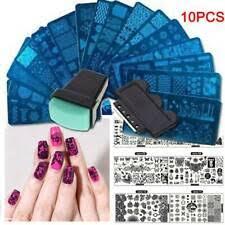 nail stencil kit ebay
