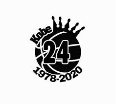 Sponsored Ebay Car Decal Window Sticker Vinyl Memorial Rip Kobe 24 In Memory Bryant Basketball In 2020 Car Decals Vinyl Decal Stickers Vinyl Sticker