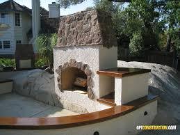 outdoor folsom fireplacegpt construction