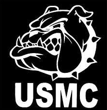 Usmc Bulldog Chesty Vinyl Decal Sticker Car Truck Window Buy 2 Get 1 Free 2 99 Picclick