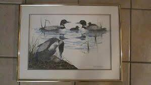 "Signed ""Great Expectations"" Print by Ericka Smith DeLong - Ducks - 7/17/89    eBay"