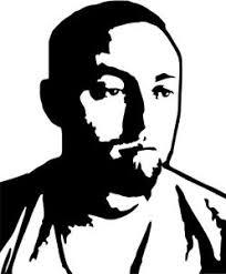 Mac Miller Vinyl Decal Sticker New Hip Hop Dope White Rapper Ebay