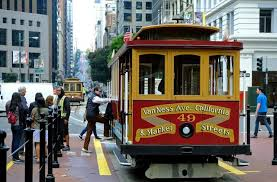 San Francisco's Cable Cars Running Again After Rehab Work ...