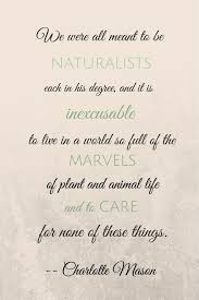 nature in the early years best quotes charlotte mason bestquotes