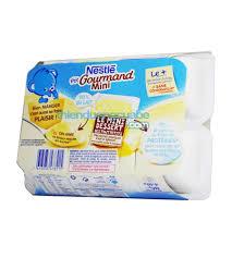 Váng sữa Nestle 6 tháng vỉ 6 hộp vị Vani – Thiên Đường Của Bé