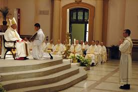 Priestly ministry is awesome': Deacon Dustin Boehm ordained to the  priesthood (June 10, 2011)
