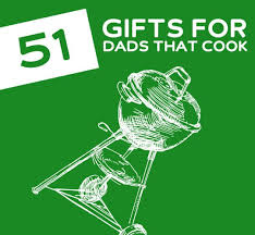 51 gifts for dads that love to cook