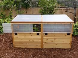 3 X6 Convertible Raised Garden Bed With Removable Greenhouse Panels Gardens To Gro