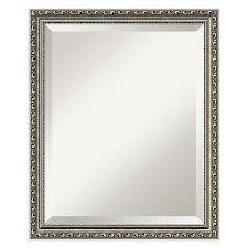 amanti parisian bathroom mirror in