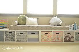 Kids Playroom Design Window Seat Ikea Hack A Play On Chic