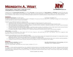 My Resume by Meredith West - issuu