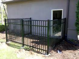 Aluminum Fence Dog Kennel Mn Fence Companymn Fence Company