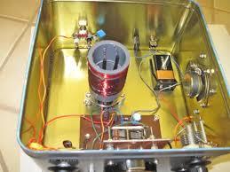 rich bonkowski w3hwj radio receiver