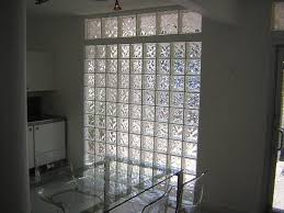 glass block windows for the kitchen