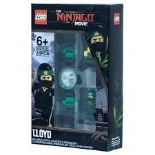 LEGO Ninjago Movie Lloyd Minifigure Link Watch - £20.00 - Hamleys ...