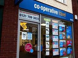 co operative travel solihull bid