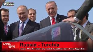 La Russia fornirà combattenti Su-35 o Su-57 alla Turchia - YouTube