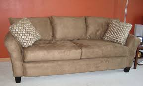 how to effortlessly clean a suede sofa