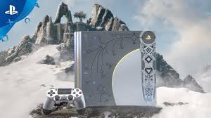 Introducing The Limited Edition God Of War Ps4 Pro Bundle Playstation Blog