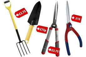 wilko is doing 25 off garden tools and