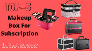 makeup box for subscription in 2020