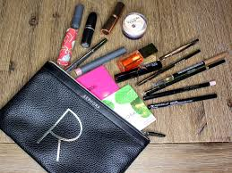 what s in my makeup bag at work