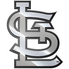 Mlb St Louis Cardinals 3 D Chrome Heavy Metal Emblem By Team Promark All Sports N Jerseys