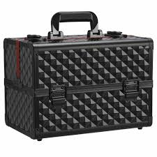 yaheetech makeup train cases