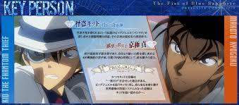 Sau Hattori Heiji, đến lượt Kid và Mokoto