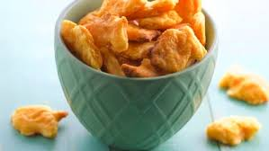 homemade goldfish ers recipe