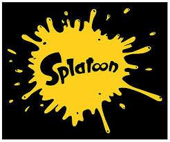 Splatoon Vinyl Decal Car Truck Suv 3 3 8 X 4 1 2 Choice Of Color Ebay