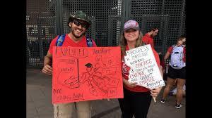 Arizona Redfored Teacher Walkout Kiiitv Com