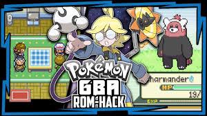 Gohan's Tips - Pokemon GBA ROM HACK With Mega Evolution, New ...