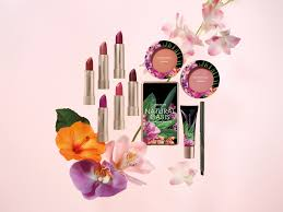 beauty of nature makeup collection