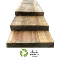 6ft Pressure Treated Fence Boards Brown For Sale Ebay
