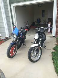 buell blast 500cc motorcycles low miles