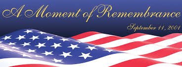 Image result for 9/11 remembrance clipart