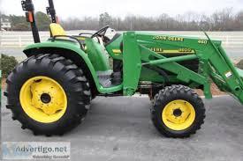 john deere 4600 tractor als