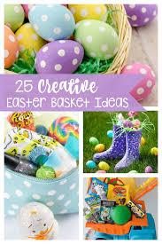 25 great easter basket ideas crazy
