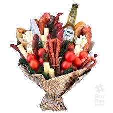 Мужские букеты в Харькове - Заказать Букет для Мужчины из Еды, Алкоголя