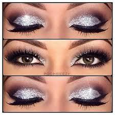14 amazing glittery eye makeup looks