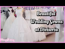 wedding gowns at divisoria
