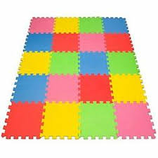 Angels 20 Xlarge Foam Mats Toy Ideal Gift