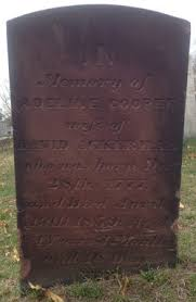 Adeline Cooper Ackerman (1777-1859) - Find A Grave Memorial