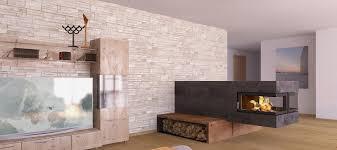 fake fireplace ideas fake stone