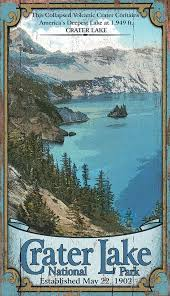crater lake national park custom