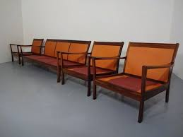 rosewood sofa leather easy chairs